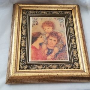 Home Essentials Edna Hibel Tile Frame